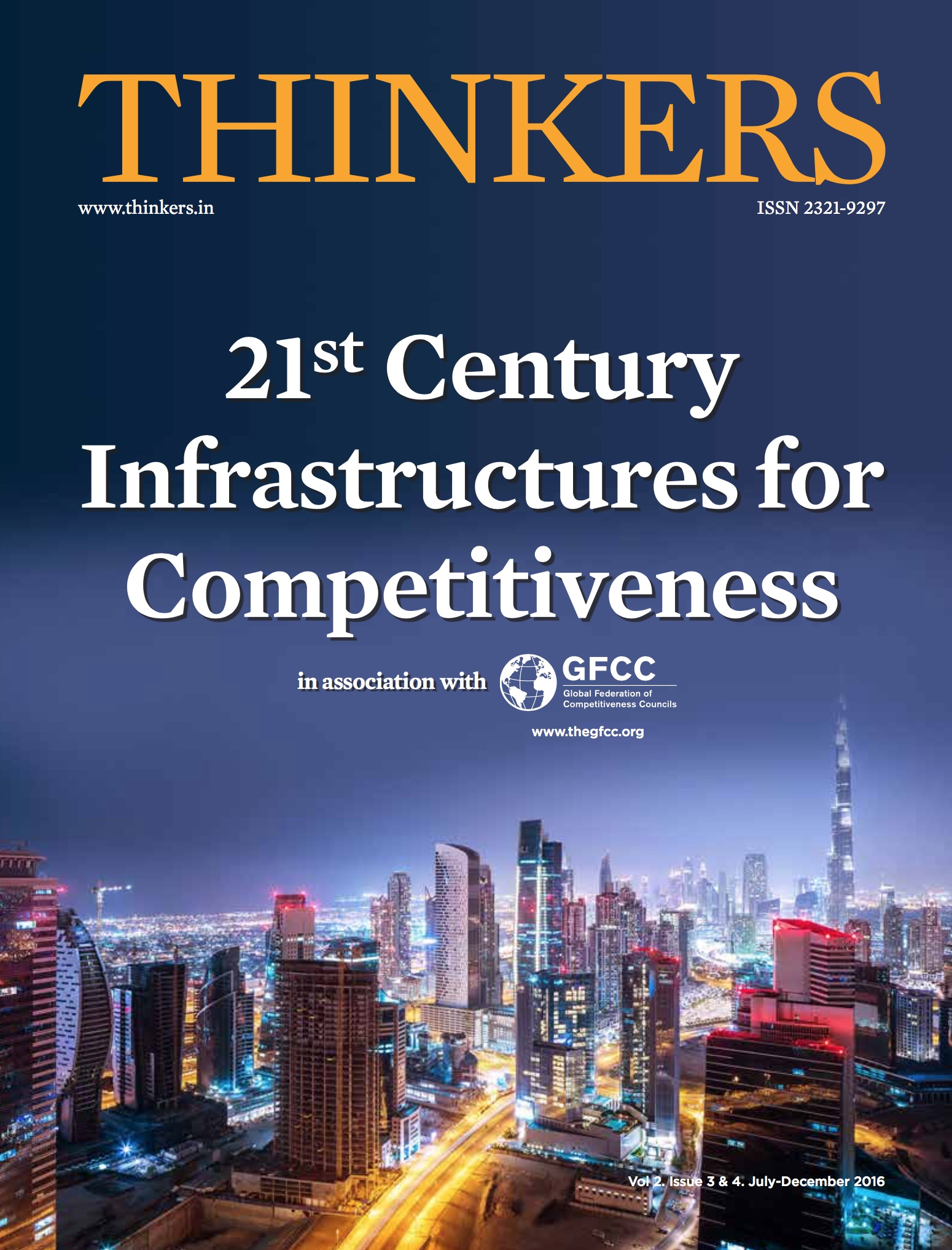 Infrastructure for Competitiveness