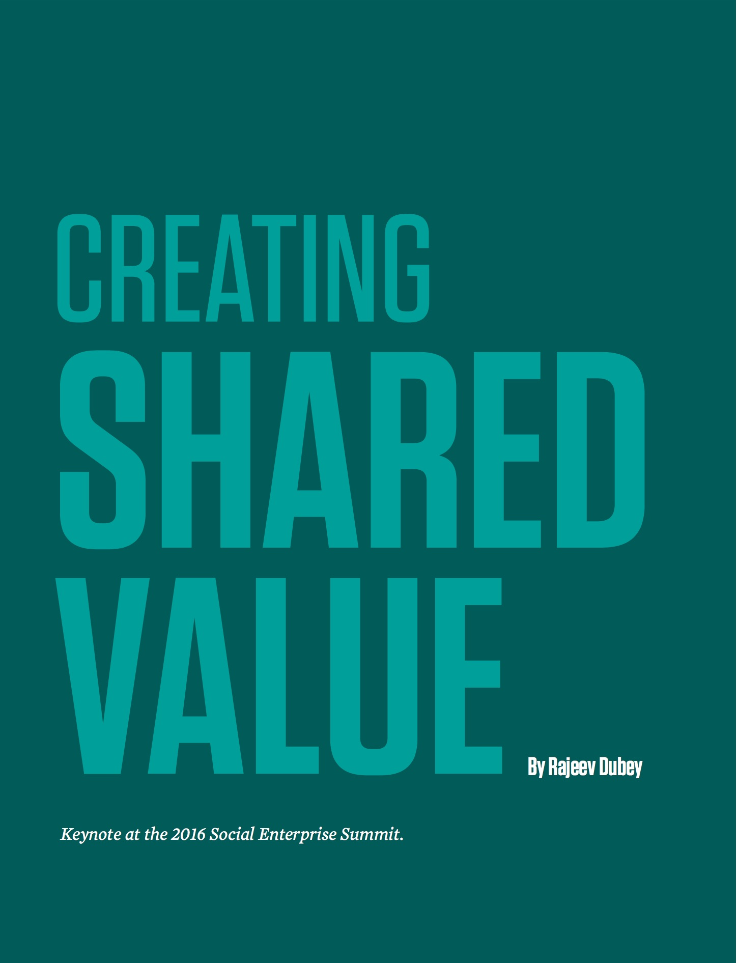 Michael Porter's Approach: How to Create Shared Value in Business (Top 3 Tips)